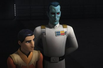 Bridger and thrawn series; Ezra; Star Wars Rebels