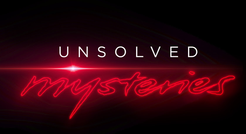Unsolved Mysteries Is Back With Volume 2