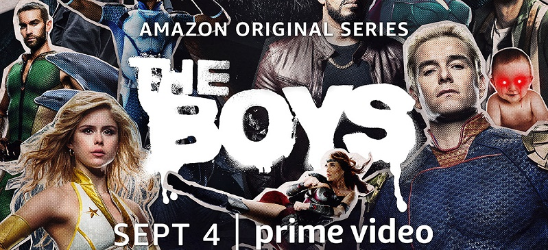 Based On The Trailer, The Boys Season 2 Is Gonna Be LIT!
