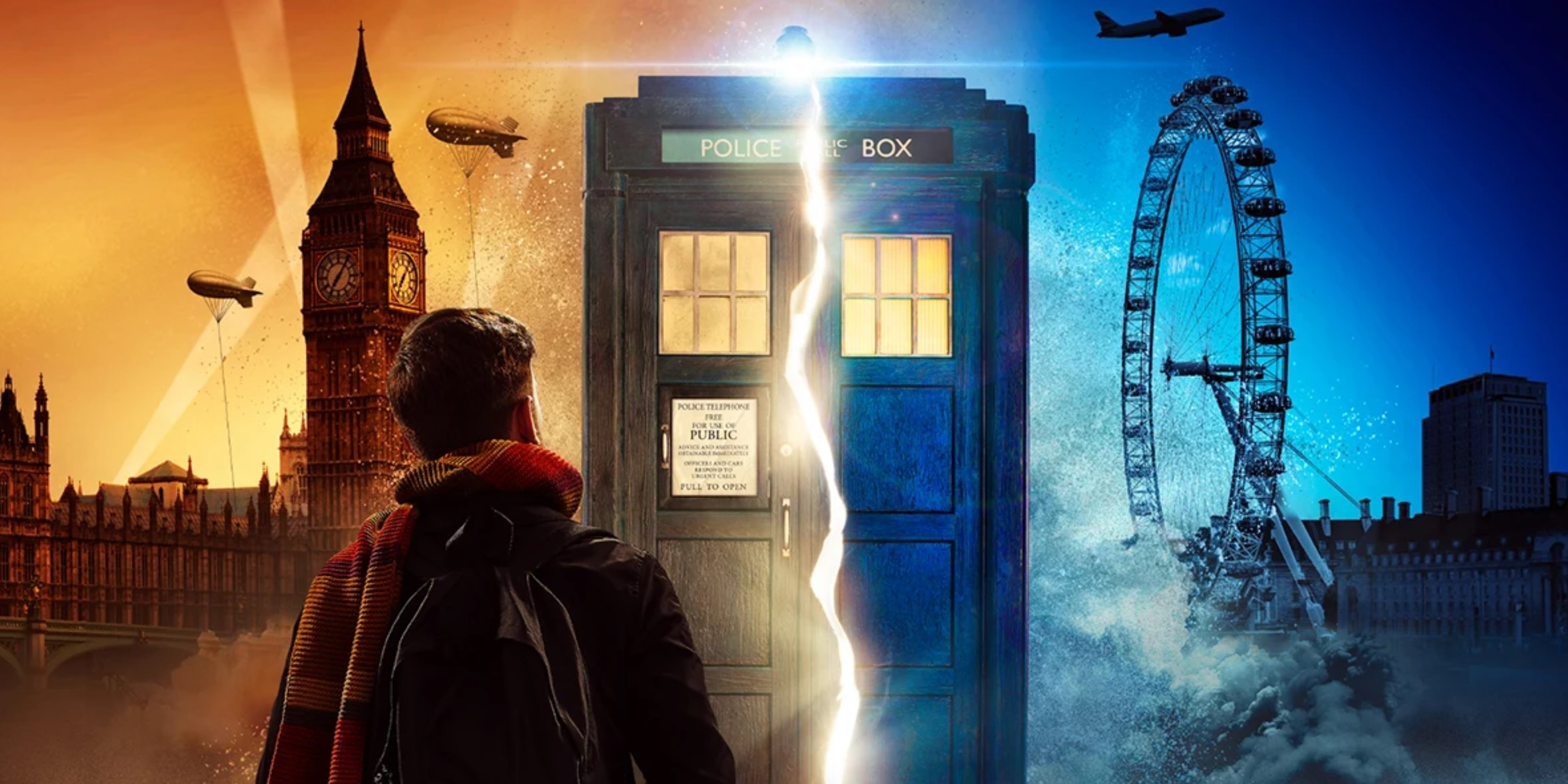 Doctor Who Gets Immersive Theater Experience 'Time Fracture'