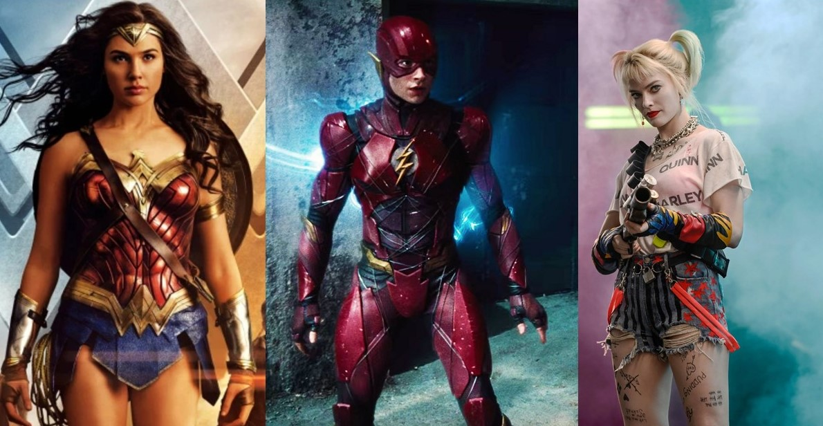 Margot Robbie, Ezra Miller, Gal Gadot and More Hype DC FanDome in New Clips