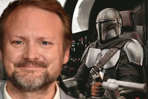 Rian Johnson; THe Mandalorian
