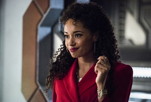 Olivia Swann Returning to DC's Legends of Tomorrow For Season 6