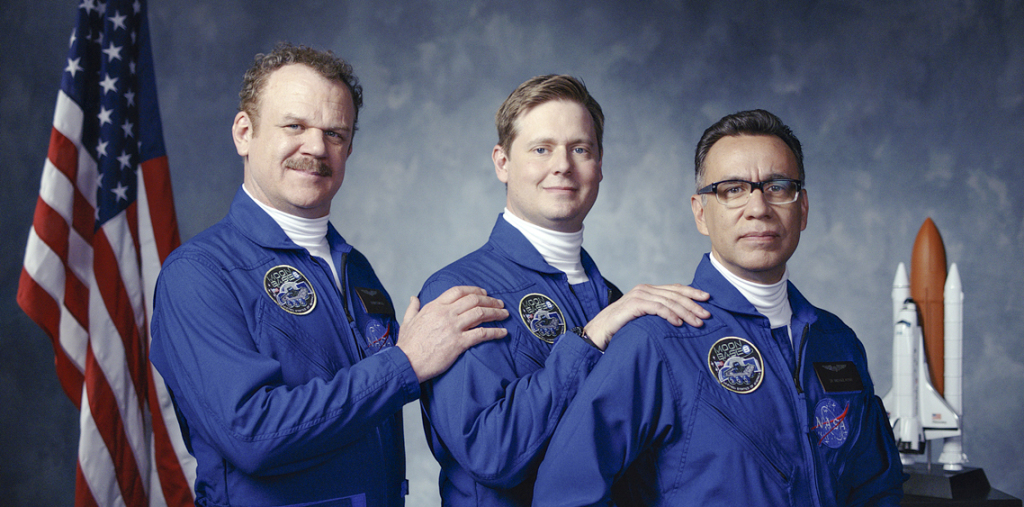 """Moonbase 8"" Astronaut Comedy Sci-Fi Series Achieves Liftoff Thanks to Showtime"
