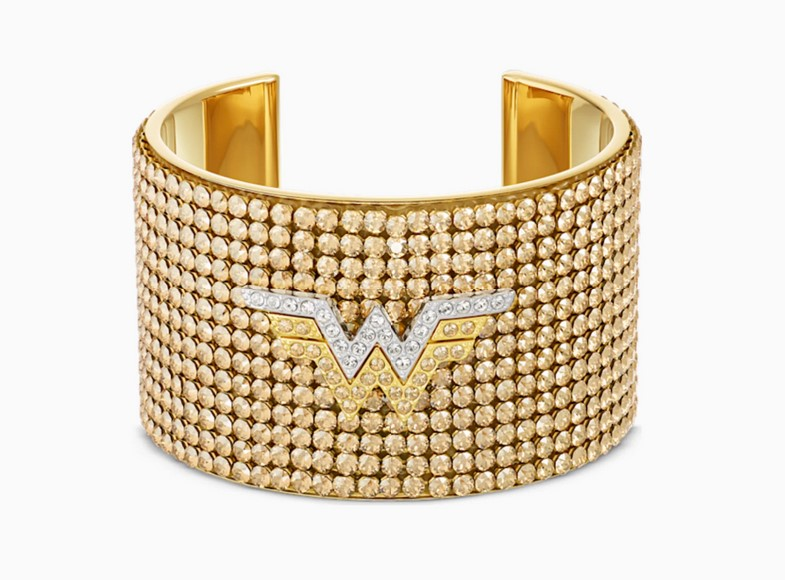 Get Your Official 'Wonder Woman' Bling From Swarovski Now