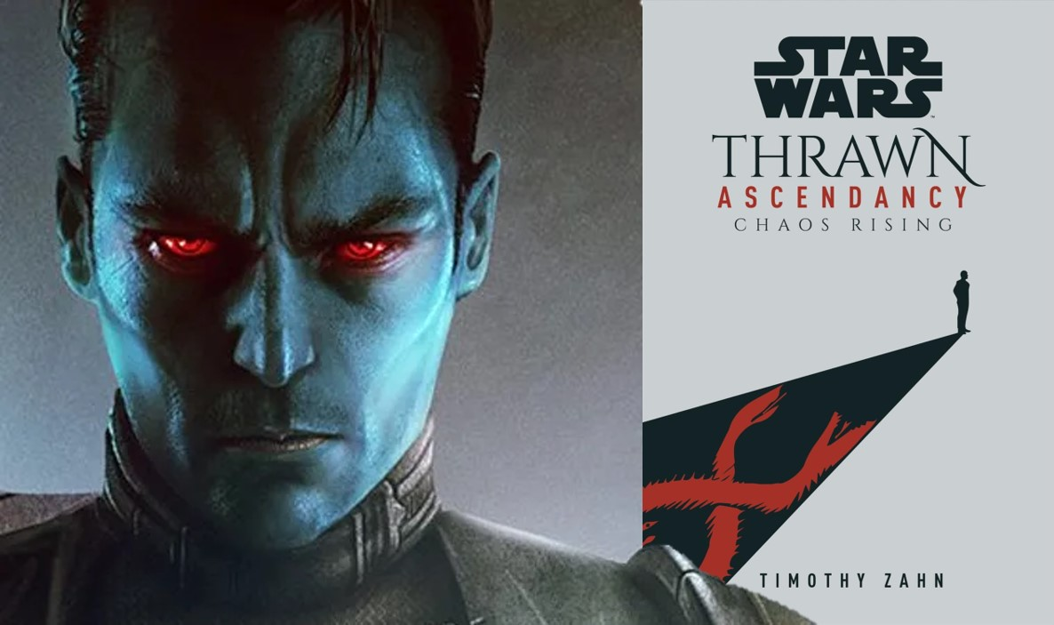 Thrawn Ascendancy: Chaos Rising is a Jewel in the Crown of Star Wars Books – Spoiler-Free Review!