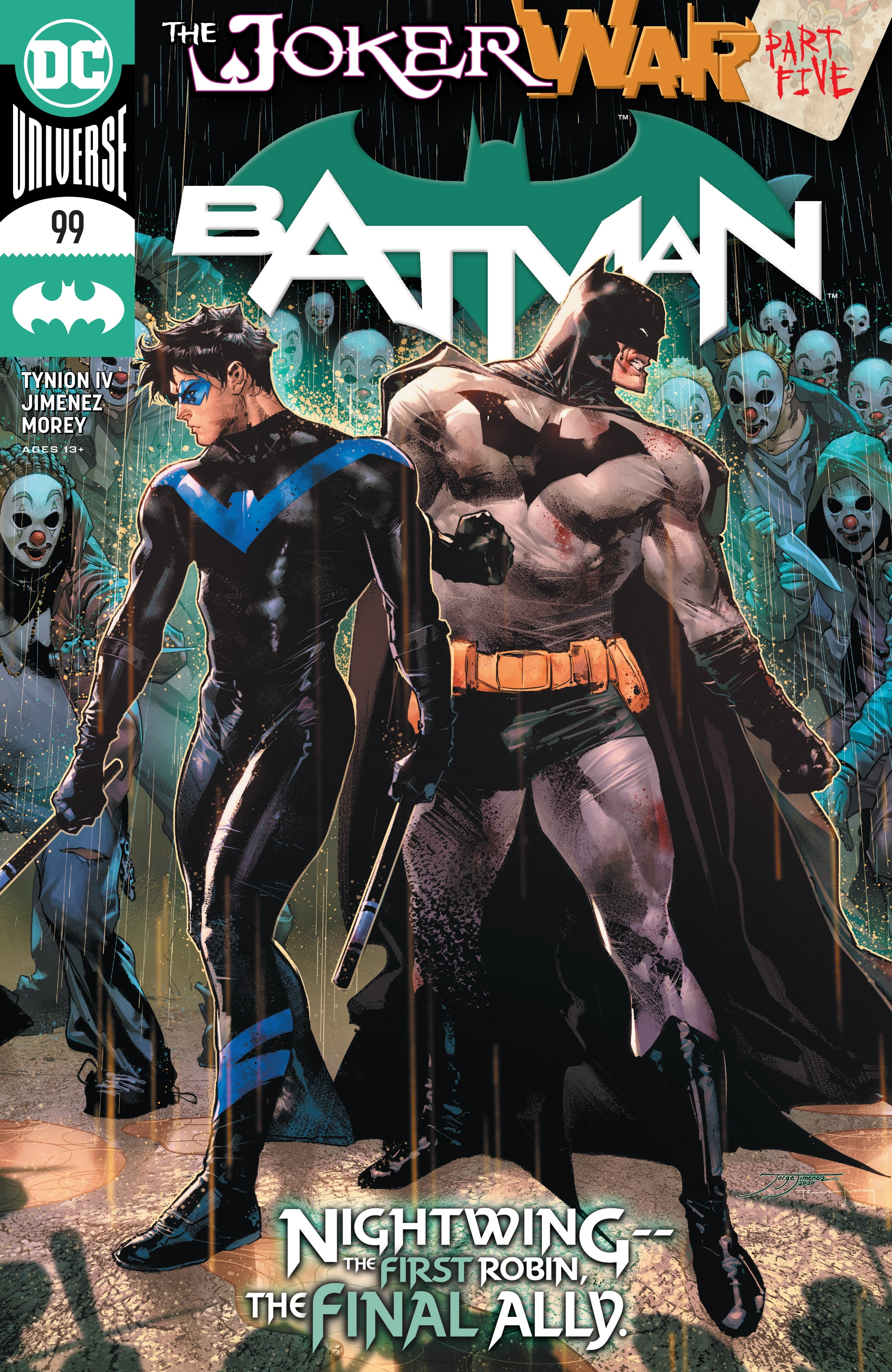 Batman 99 – The Calm Before the Storm