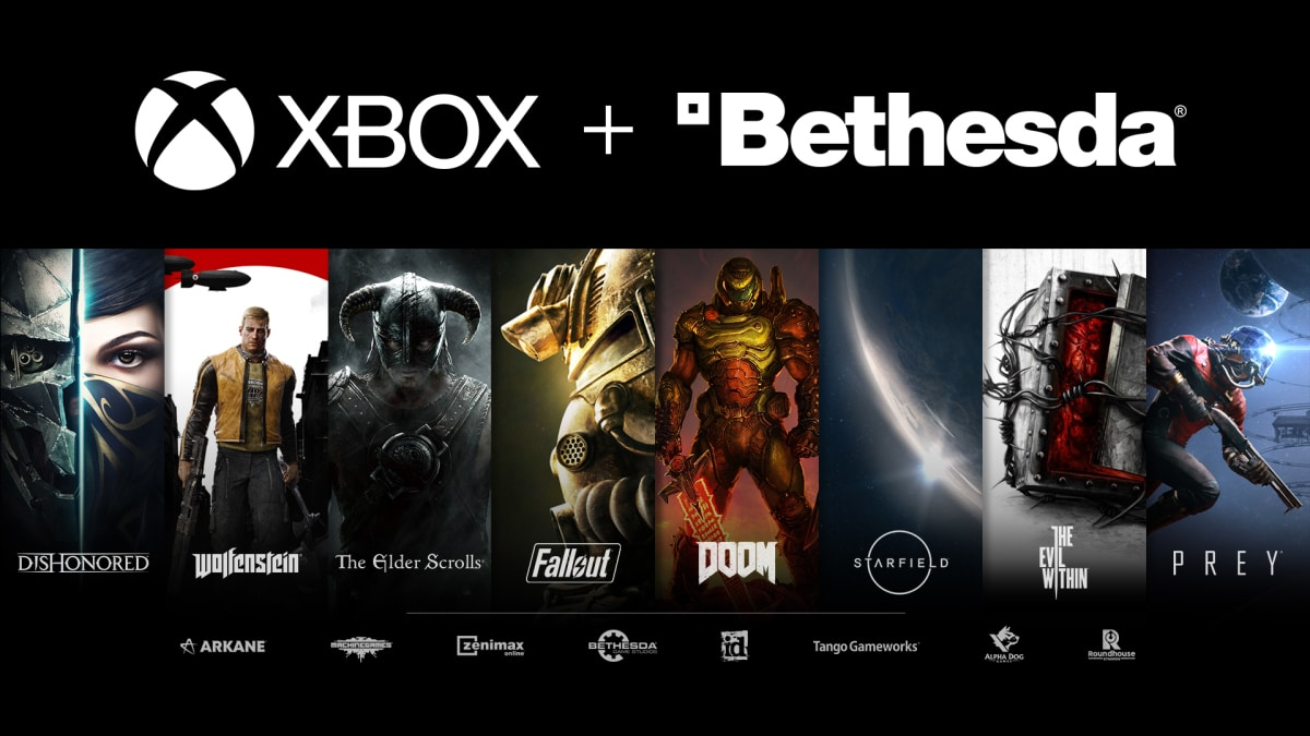 Microsoft Buys Bethesda Softworks for $7.5 Billion in Deal with Parent Company