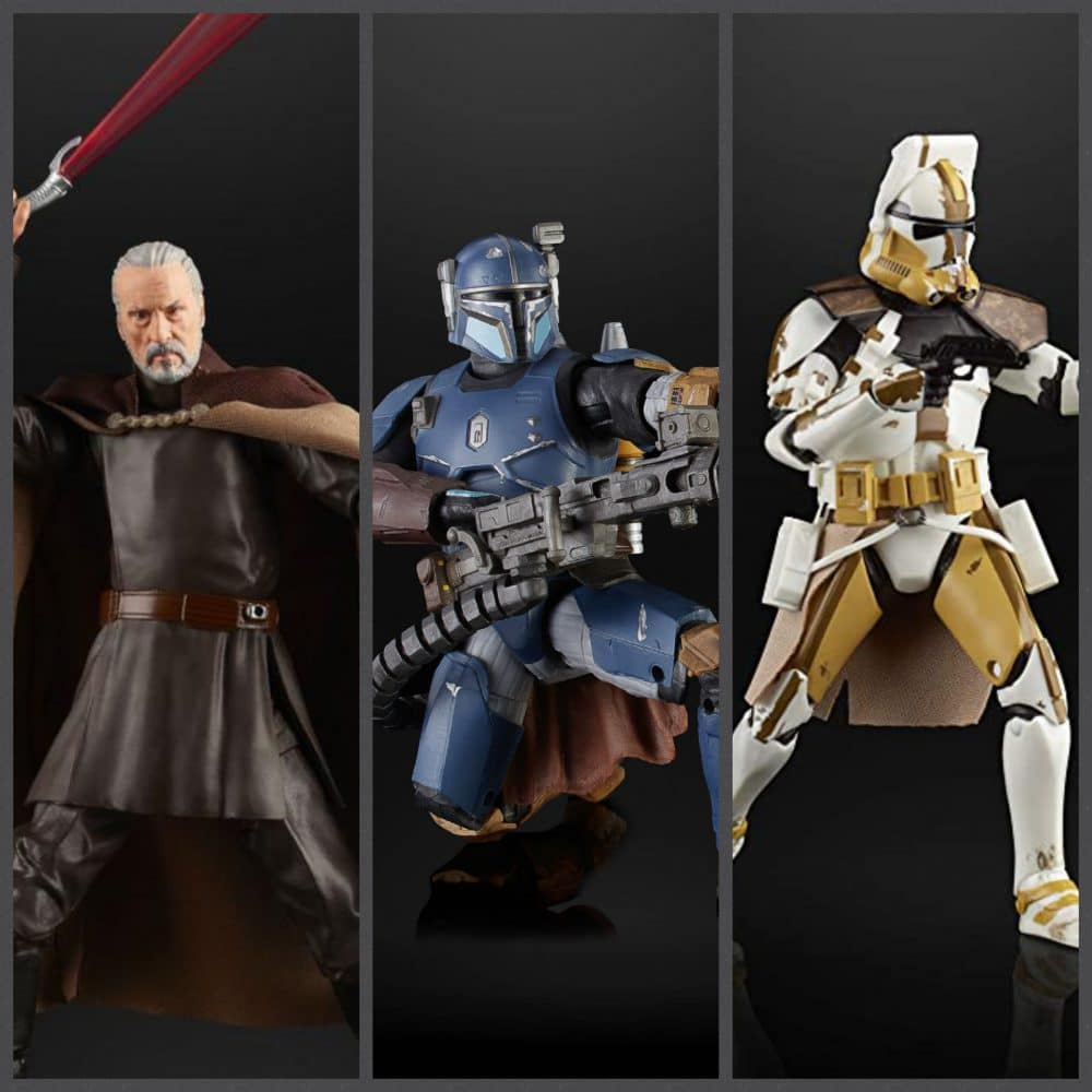 STAR WARS: The Black Series And Vintage Collection Releases You Will Not Want To Miss – Again