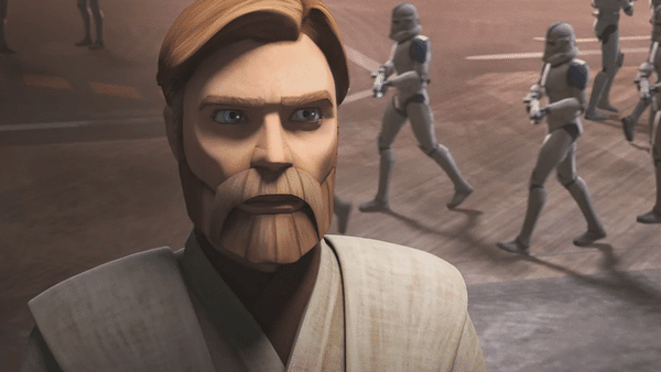 Clone Wars Presents A Big Issue With Obi-Wan Kenobi