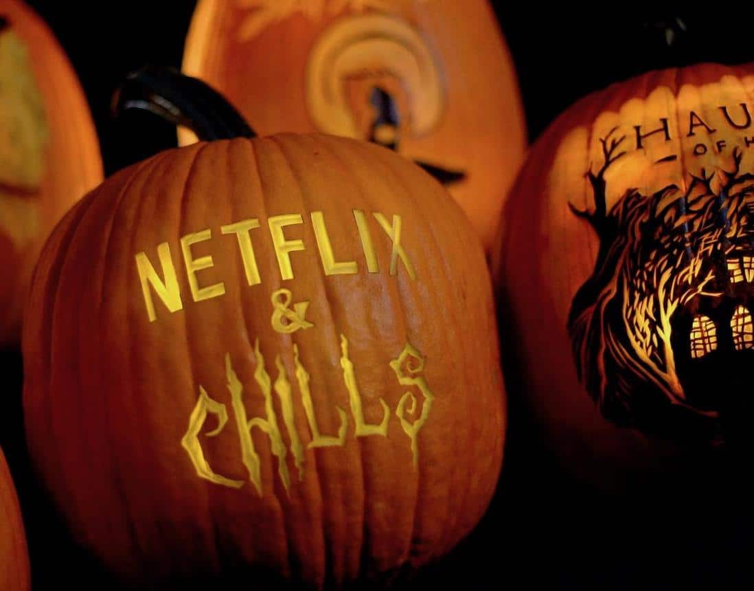 'Netflix & Chills' Halloween Streaming Lineup Announced