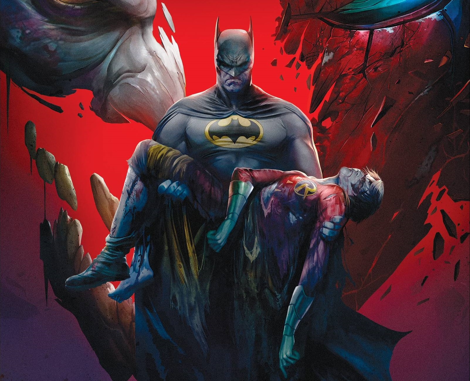 Batman: Death In The Family NYCC Panel Excites And Interacts