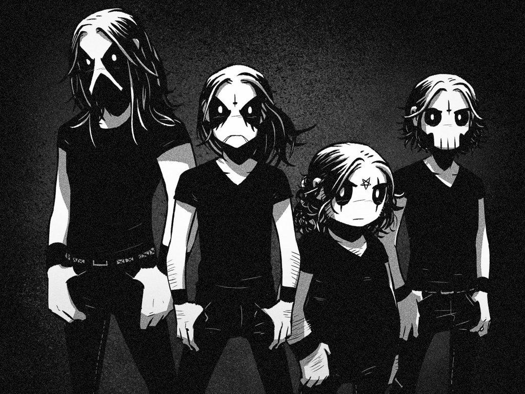 10 series animadas que todo amante del metal debe ver
