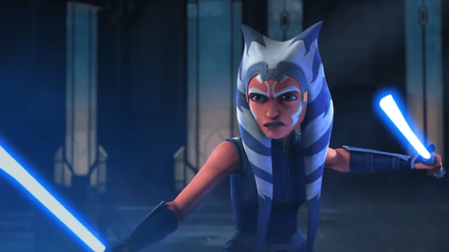 Get Your 'Clone Wars' Ahsoka Tano Lightsaber At Galaxy's Edge This Fall