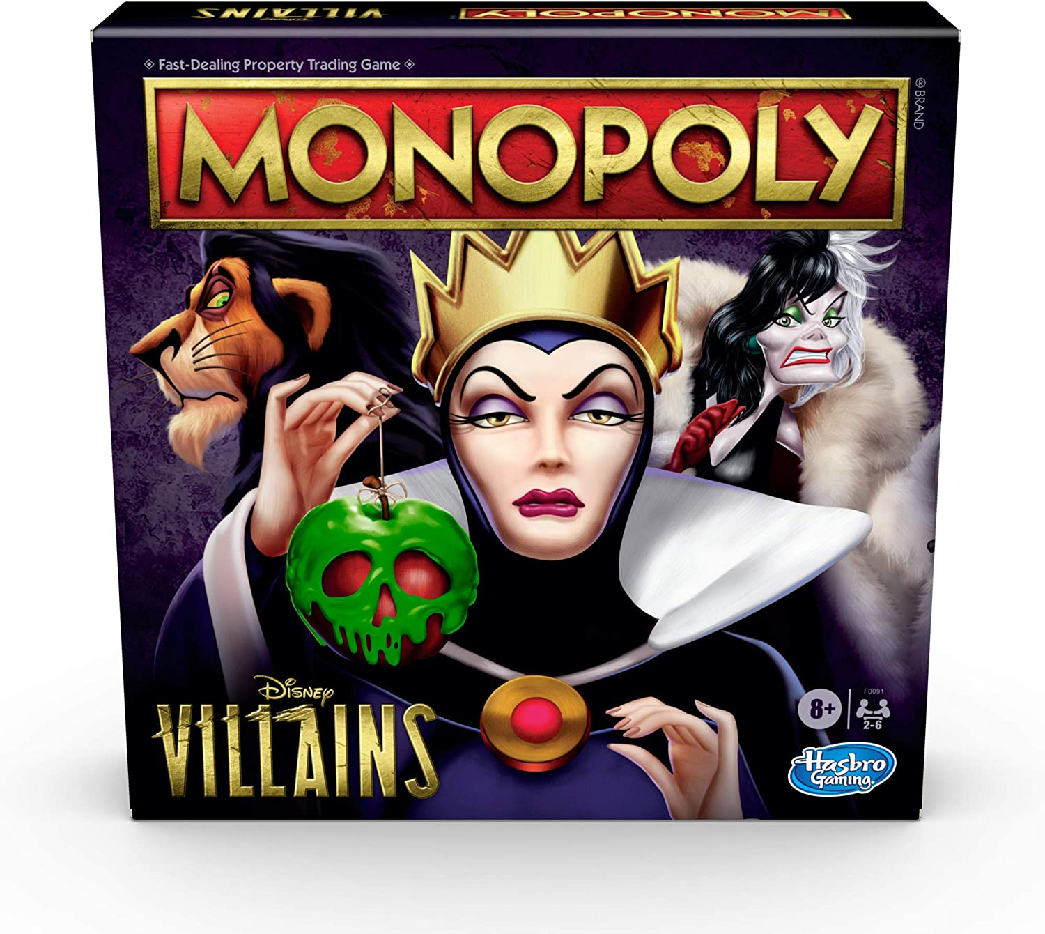 Disney Villains Monopoly: The Most Evil Board Game Of Them All?
