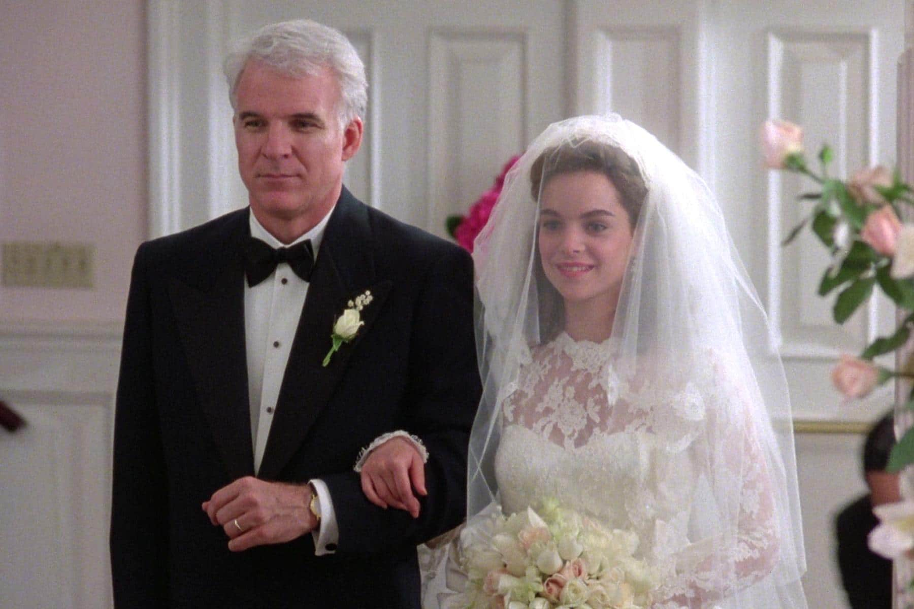 'Father of the Bride' Cast Reunites In Mini-Sequel For Charity