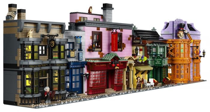 Harry Potter Diagon Alley LEGO Set Is A Must Have!
