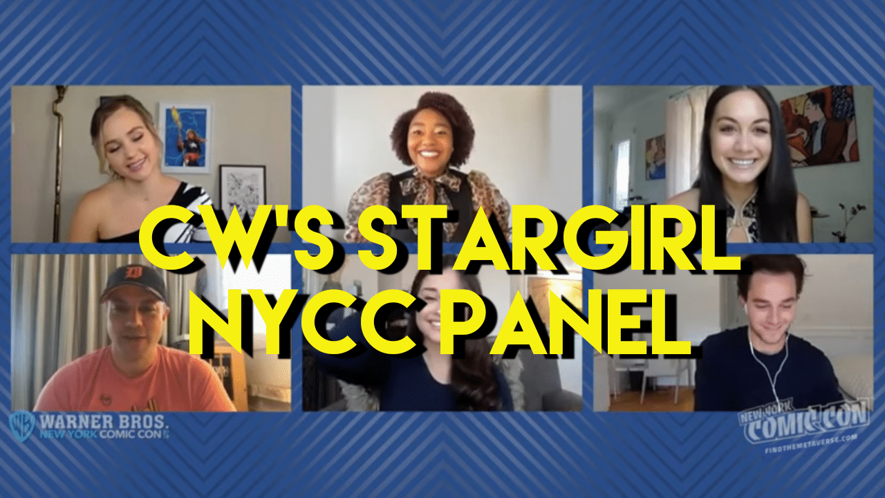 NYCC 2020: Stargirl Season Two Panel Focuses More On Villains