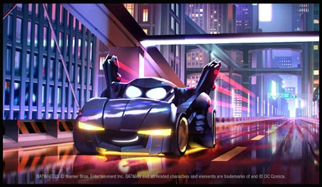 Batwheels: Batman Cars for Kids on HBO Max?