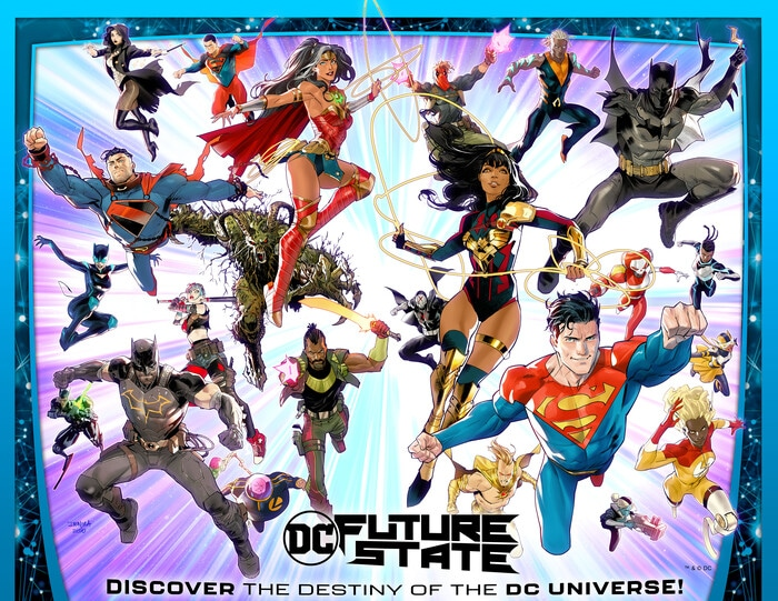 In A Long Line Of Failed Reboots, DC Future State Changes The Paradigm