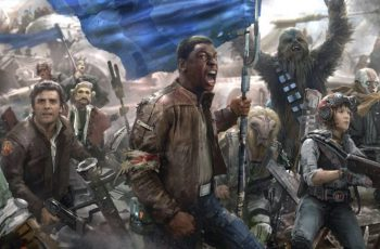 Finn; John Boyega; Trevorrow; Rise of Skywalker
