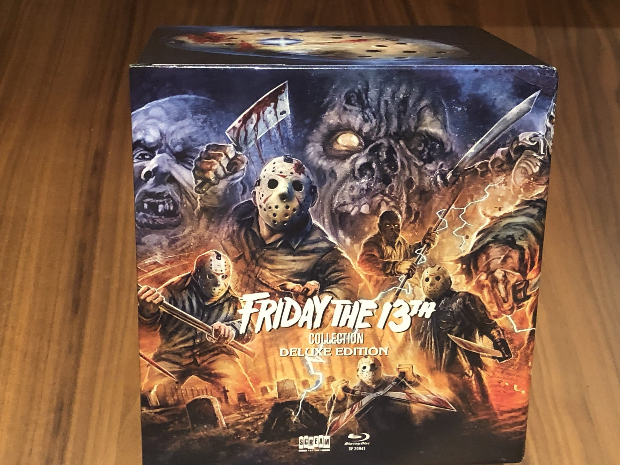 THS Fright-A-Thon: A Closer Look At The Scream Factory Friday the 13th Box-Set