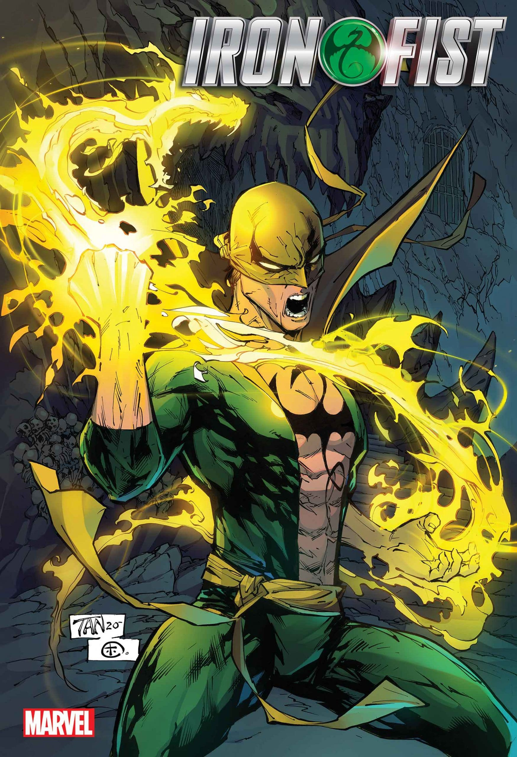 New Iron Fist Mini-Series On The Way From Marvel Comics