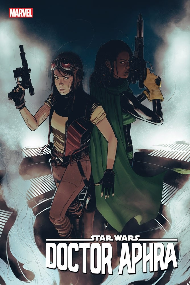Star Wars Comics; Doctor Aphra; Marvel
