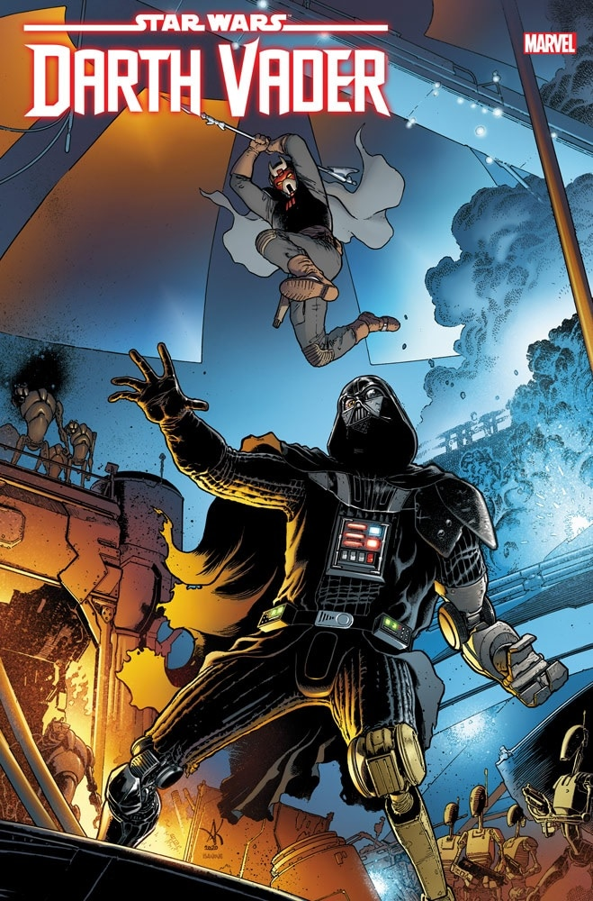 Star Wars Comics; Darth Vader