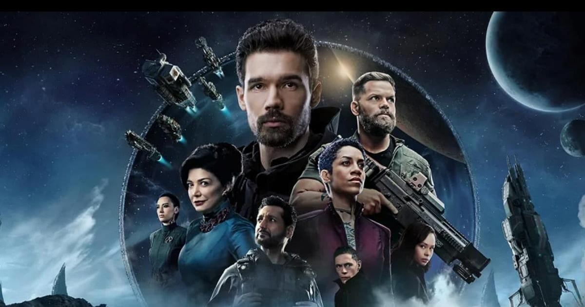 "'The Expanse' Season 5 will be the ""Most Epic and Most Personal Ever"" – NYCC Panel"