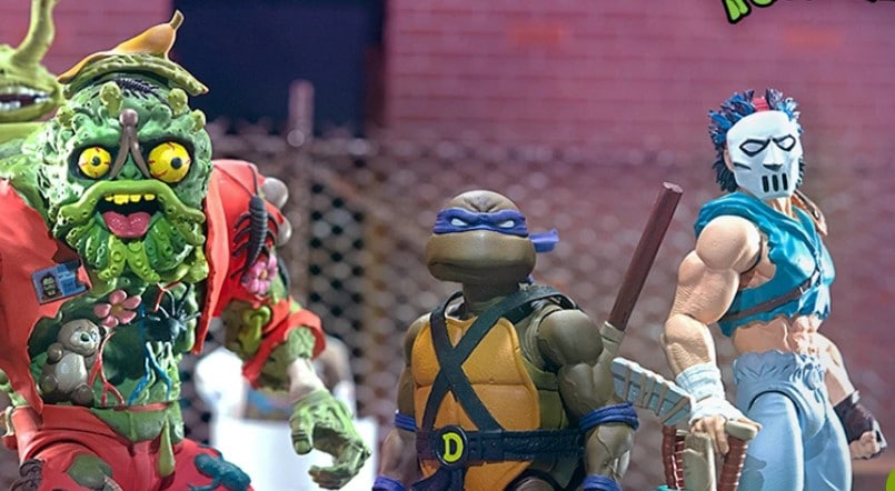 Super7: Wave 4 Of TMNT ULTIMATES! Available For Pre-Order