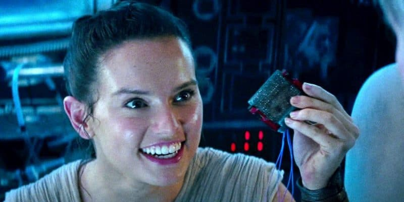 Daisy Ridley Finds Silver Lining in Star Wars: The Rise of Skywalker