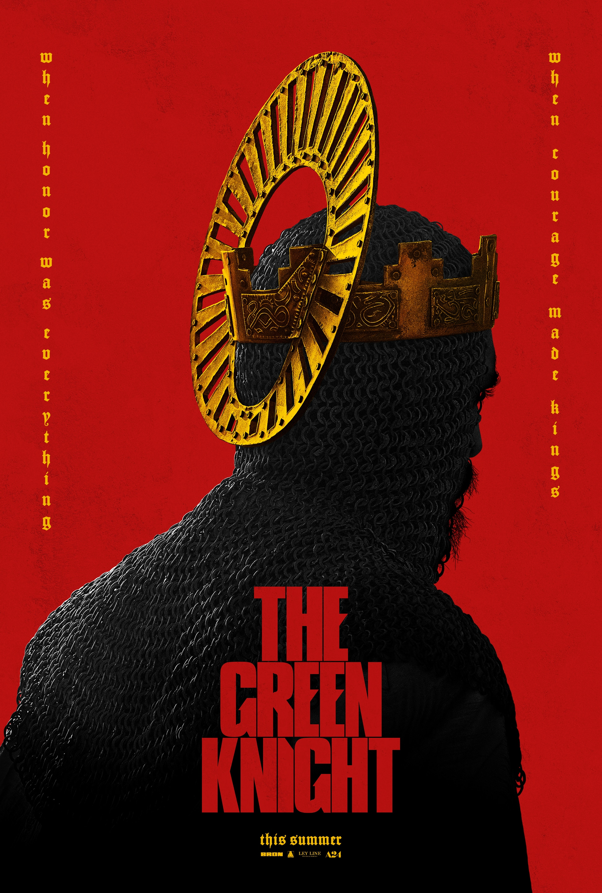 The Green Knight Movie Gets a R Rating to Go with its Trippiness