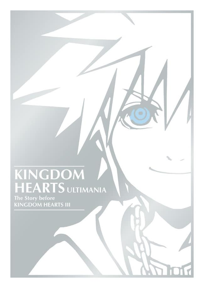 Kingdom Hearts Ultimania Book Will Tell You Everything You'd Want to Know About Pre-III Games