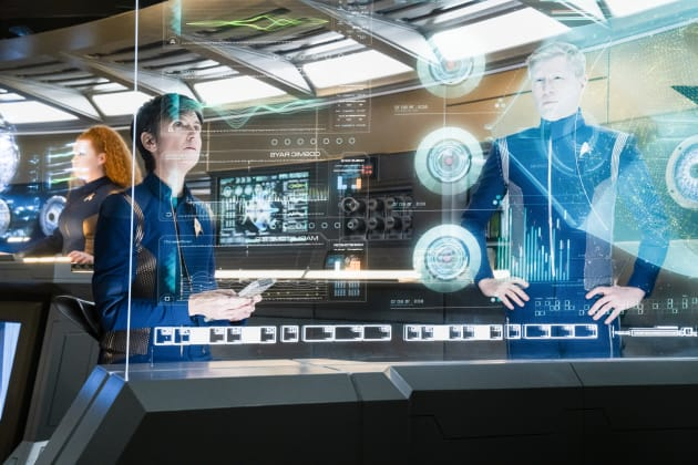 "Star Trek: Discovery S3E5 ""Die Trying"" Review"