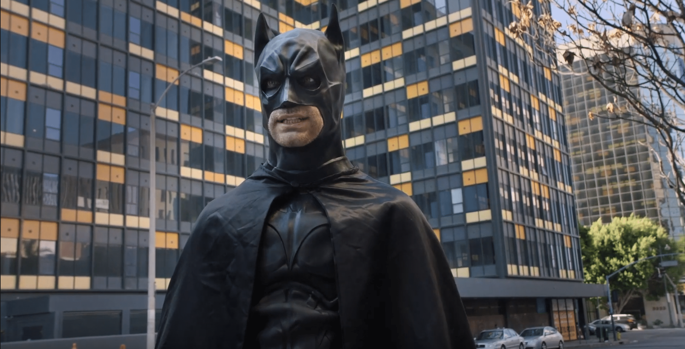 Agents of SHIELD's Jeff Ward Dons The Batsuit For Charity