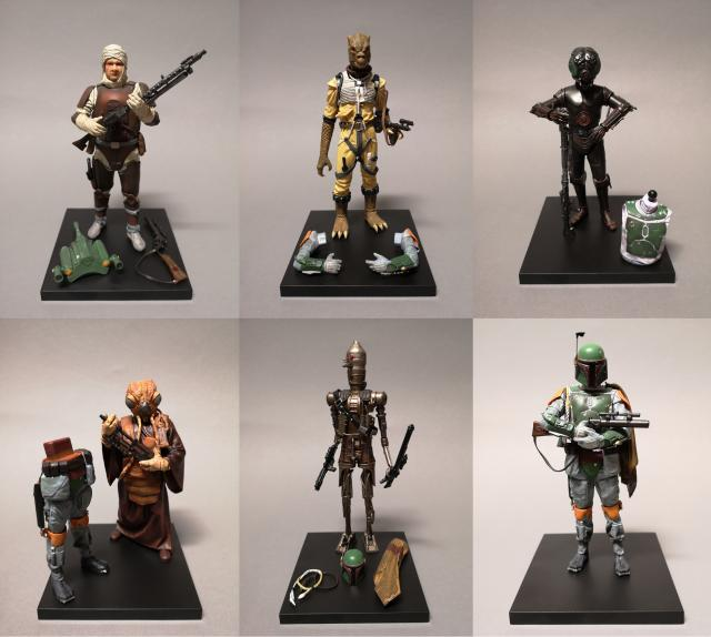 Bounty Hunter Series