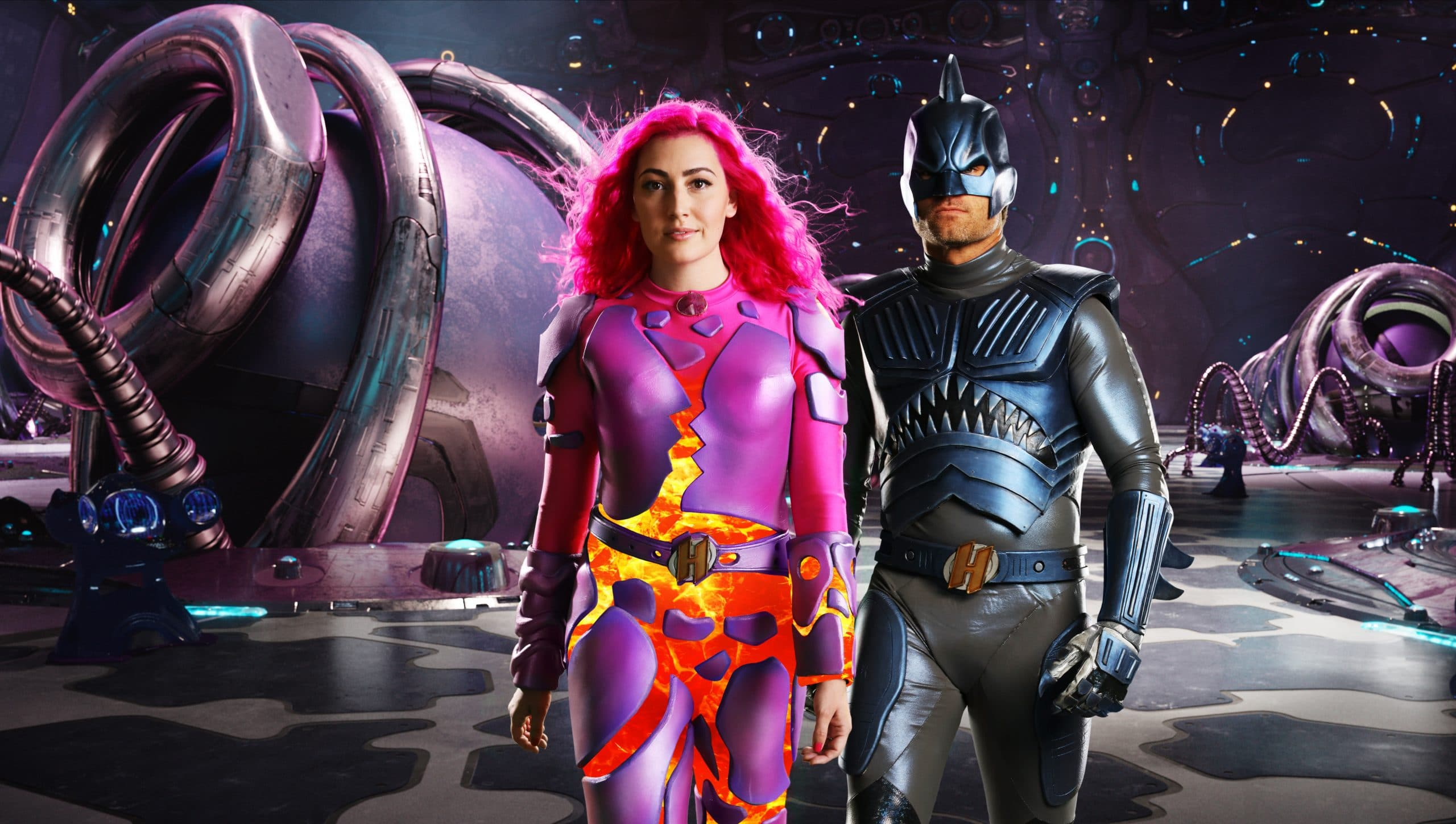 Netflix's 'We Can Be Heroes' Trailer Brings Back Sharkboy and Lavagirl