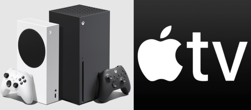 Xbox Series X|S and Apple TV