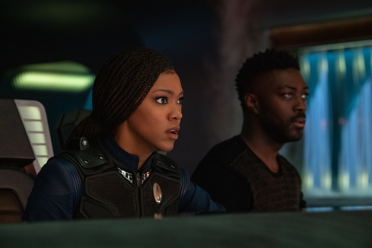Star Trek: Discovery S3 EP11 & EP12 Review