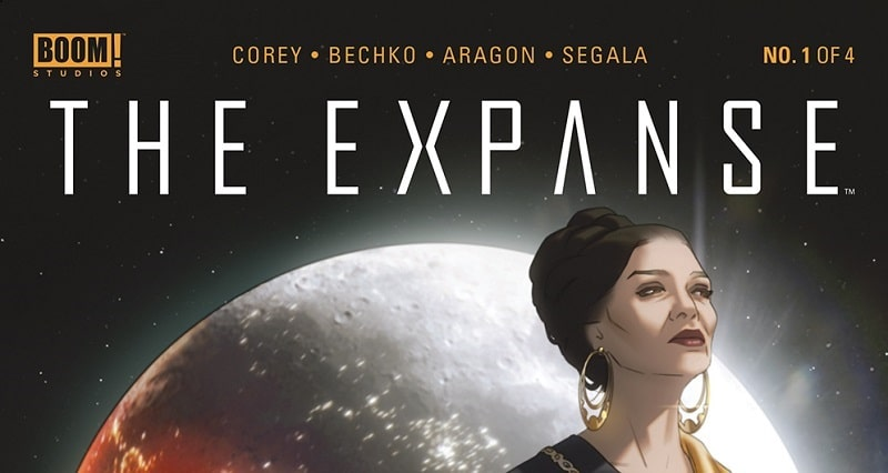 New, The Expanse Comic Series Has Bobbie Draper, Avasarala Front And Center