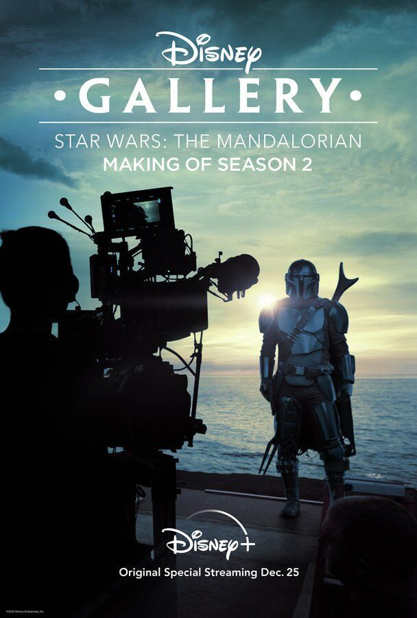 Disney Gallery – Star Wars:  The Mandalorian 'The Making of  Season 2' Shines