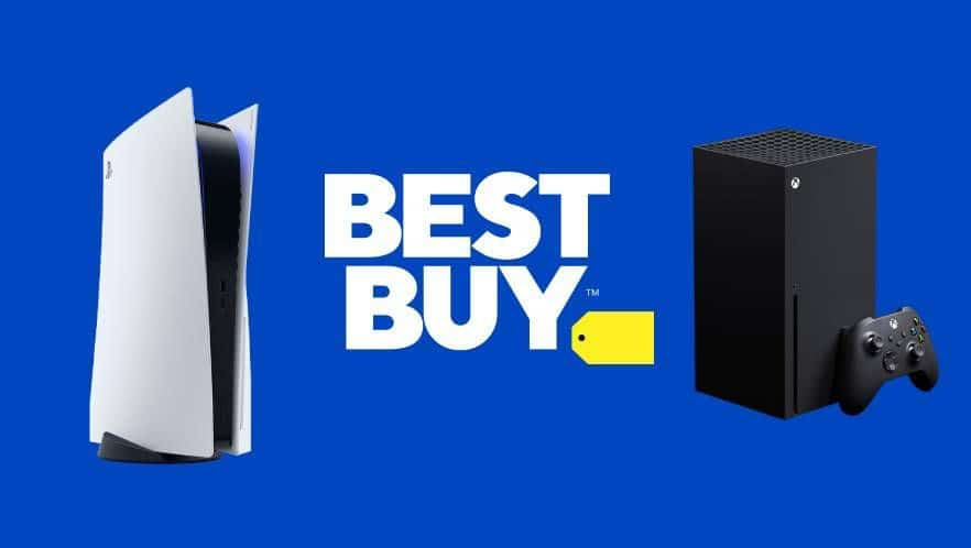 Best Buy Restocking PS5 and Xbox Series S/X Tomorrow