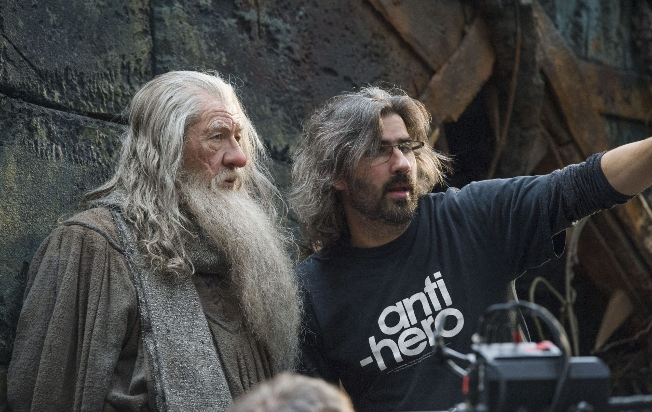 Peter Jackson Details Lord Of The Rings 4K Remaster In New BTS Video