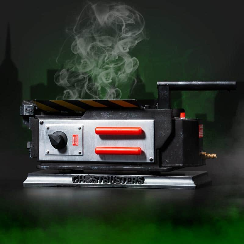 Ghostbusters Ghost Trap Incense Burner Ensures Your Home Can Now Smell of Ghosts