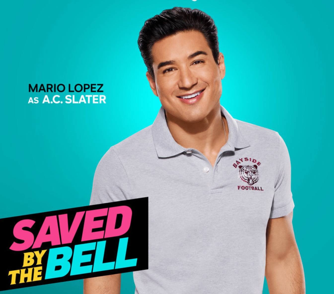 Mario Lopez Says 'Cobra Kai' Made Him Join 'Saved By The Bell' Reboot