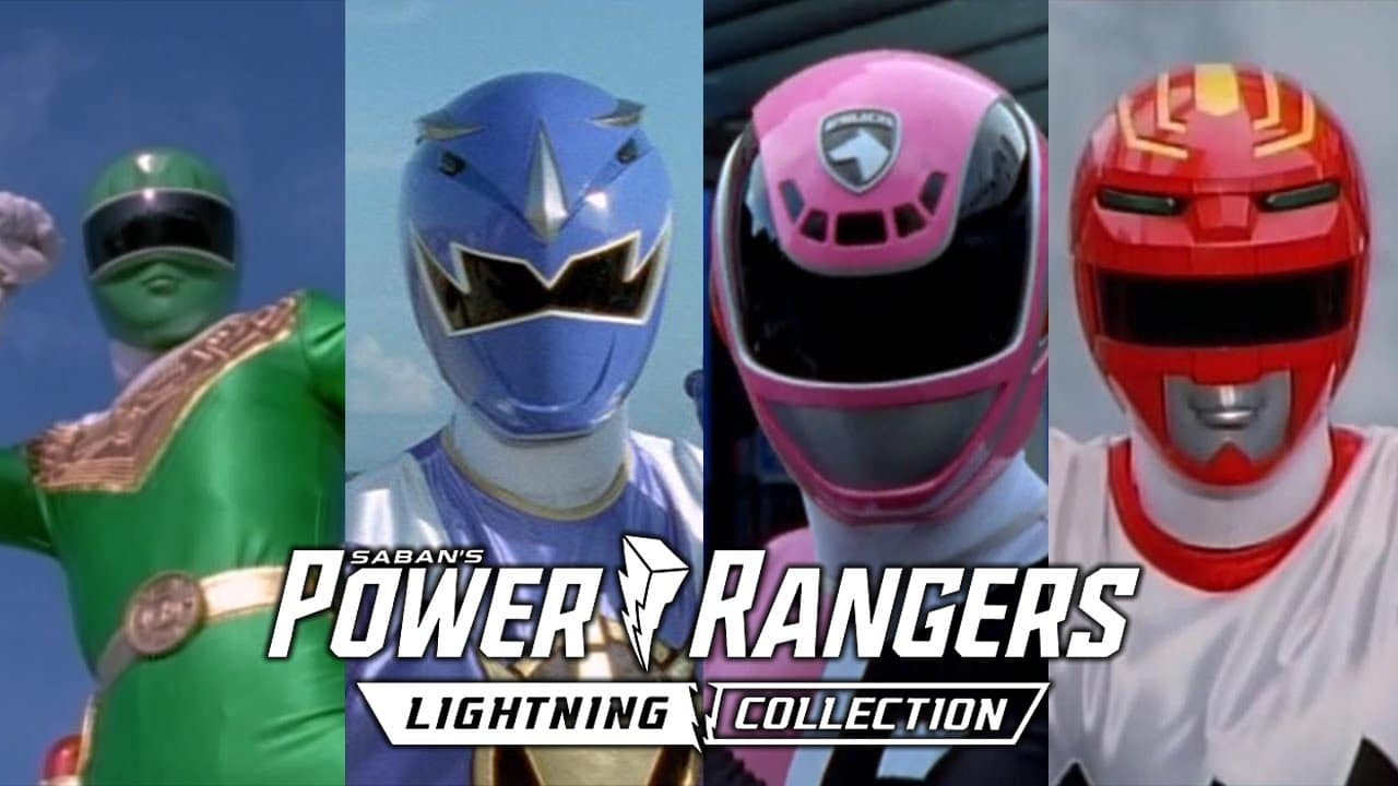 Power Rangers Lightning Collection Wave 8 Coming Soon?