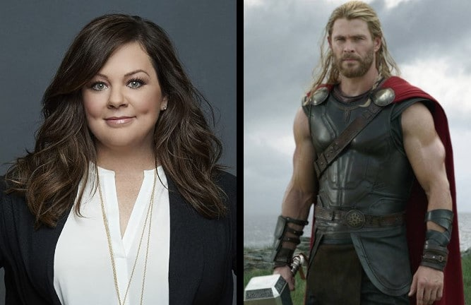 Melissa McCarthy Wants To Be In 'Thor: Love & Thunder' – Watch Her Audition