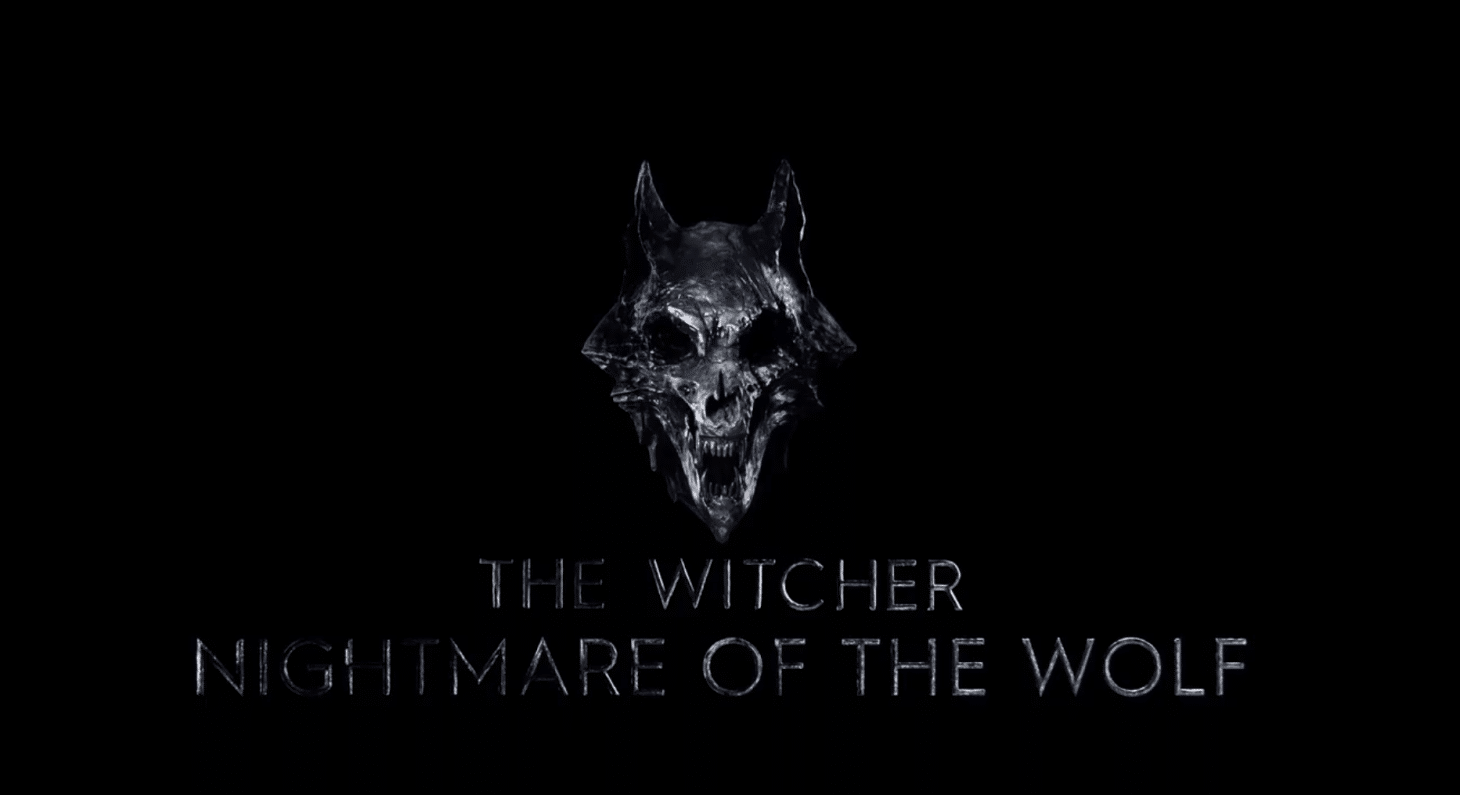 The Witcher: Nightmare of the Wolf Anime Film Reveals Creepy New Logo