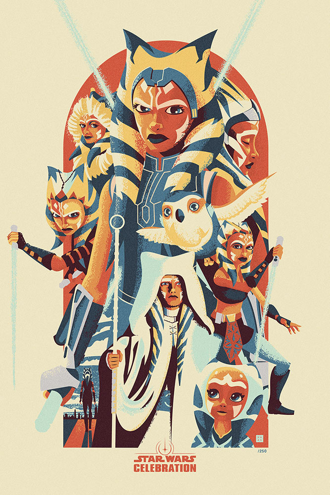 Celebration Ahsoka by Danny Hass